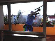Fensterputzer Glasreinigung Reinigung Gartenarbeit