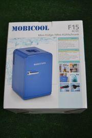 Verkaufe Mini-Kühlschrank MOBICOOL F15 für