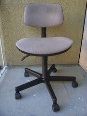 Dreh-Stuhl sehr stabil und Ikea