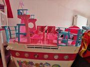 Barbie Traumschiff mit Zubehör