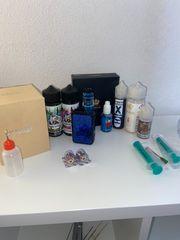 Crown IV Kit mit Liquid