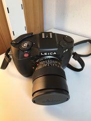 Leica R8 Kamera inkl Summilux-A