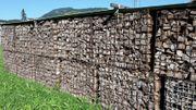 Trockenes Brennholz Tanne Ofenfertig