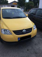 VW FOX TÜV NEU 1