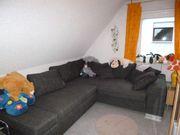 XXL Couch mit großen Kissen