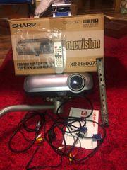 Sharp XR-HB007X NoteVision DLP Projektor
