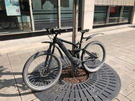 Mountain-Bikes, BMX-Räder, Rennräder - eBIKE Cube Stereo 120 Hybrid