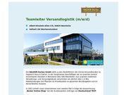 Teamleiter Versandlogistik m w d