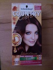 Haartönung Haarfarbe