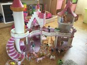 playmobil Kaufhaus und Schloss