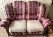 Zweisitzer -Sofa