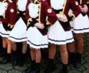 Karneval Mädchen Garde-