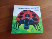 Bilderbuch der kleine Käfer immerfrech