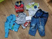 Kleiderpaket Buben Gr 86