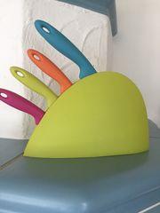 Küchenmesser mit Messerblock NEU