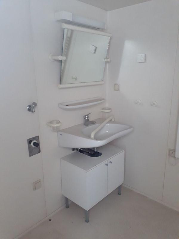 nasszelle saniflex st a bad einrichtung und gerate wohnmobil kaufen