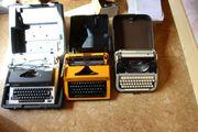 Schreibmaschinen el mech