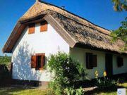 Ungarn Weinberghaus am Balaton bei