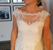 Neues Brautkleid