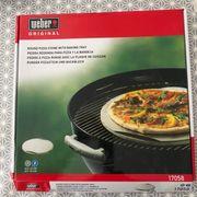 Weber Pizzastein 36 cm rund