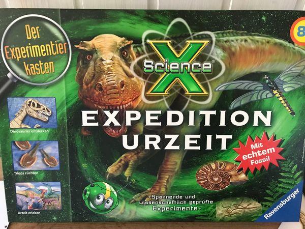 Expedition Urzeit Science Experimentierkasten