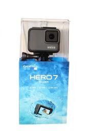 GoPro HERO7 Silber wasserdicht Actionkamera