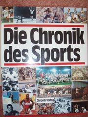 Chronik des Sports