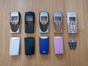 Nokia 8310 Gehäuse Schale Tastatur