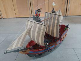 Abenteuer-Piratenschiff Playmobil: Kleinanzeigen aus Böhl-Iggelheim Böhl - Rubrik Spielzeug: Lego, Playmobil