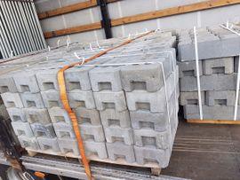Sonstiges Material für den Hausbau - Bauzaun Bauzaunelement 3 50m x