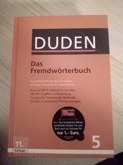 Fremdwörterbuch Duden