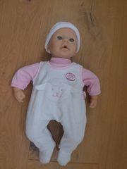 Puppe Babypuppe Baby Annabell von