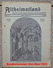 Zeitung Zeitschrift Historische Zeitung 1930