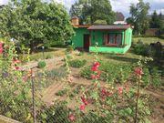 Massiver Bungalow in ruhiger Kleingartenanlage -