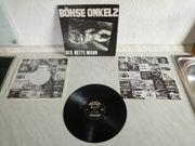 Böhse Onkelz Schallplatte CD LP