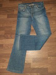 Damen Jeanshose Gr W29 L33