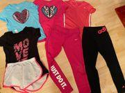 Mädchen Sportkleidung