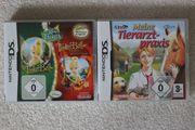 3 Nintendo DS Spiele - Meine