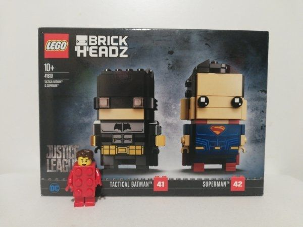 LEGO Brickheadz 041 042 Tactical