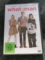 DVD what a man