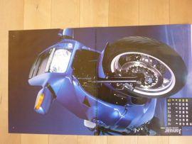 Motorräder Verschiedenes - BMW Motorrad Kalender R1100GS Boxer