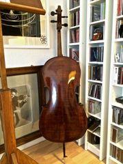 Altes Cello ca 1890 von