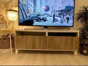 TV-Bank mit Schubladen