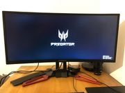 Acer Predator Gaming Monitor z301C