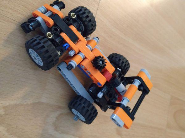 Lego Technic 9390 Mini Abschlepptruck