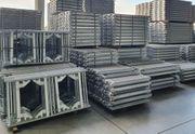 Fassadengerüst Baugerüst 77m² Typ Baumann