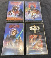 Star Wars 4-6 VHS Videokassette