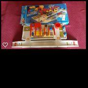 Spielzeug-Auto-Waschanlage-Mattel-HotWheels-Automagic