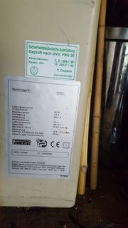 Wendi Klimaanlage 2000 Watt anschlussfertig