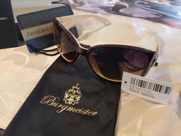 Sonnenbrille Damen Wien von Burgmeister